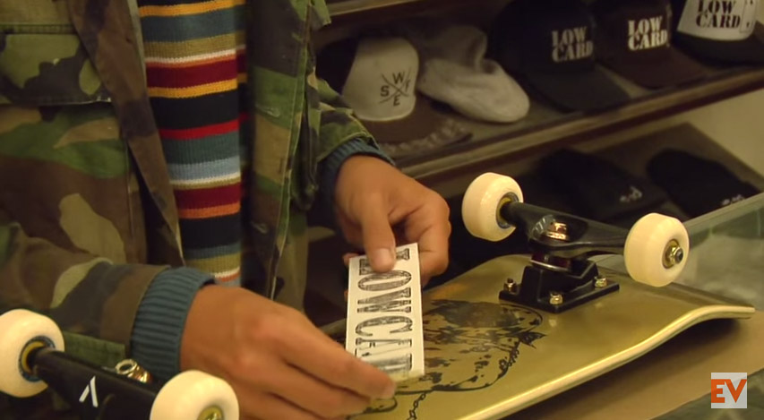 Secrets of Skate Stickers