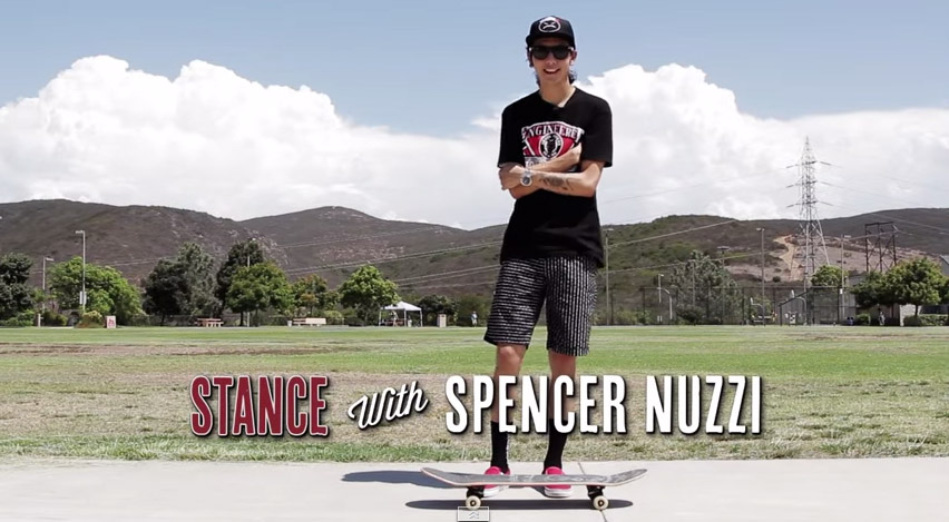 Stance with Spencer Nuzzi